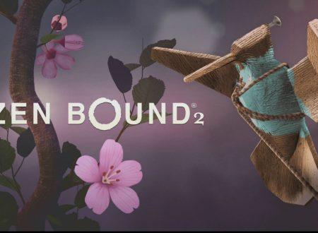 Zen Bound 2: il titolo è in arrivo il 24 maggio sull'eShop europeo di Nintendo Switch