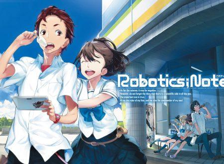 Robotics;Notes Elite, il titolo dovrebbe arrivare presto anche su Nintendo Switch