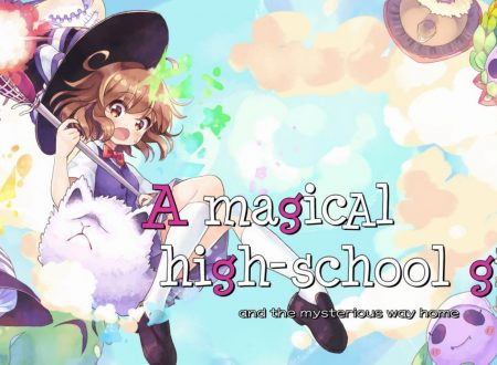 A Magical High School Girl, uno sguardo in video al titolo dai Nintendo Switch europei