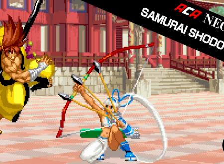 ACA NEOGEO Samurai Shodown V, il titolo in arrivo il prossimo 5 luglio sull'eShop europeo di Nintendo Switch