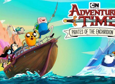 Adventure Time: Pirates of the Enchiridion, un video ci mostra la modalità portatile su Nintendo Switch