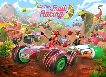 All-Star Fruit Racing: il titolo è in arrivo il 13 luglio sull'eShop europeo di Nintendo Switch