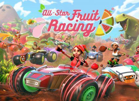 All-Star Fruit Racing: il multiplayer online sarà presto disponibile anche su Nintendo Switch