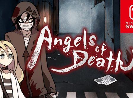 Angels of Death: il titolo è in arrivo il 28 giugno sui Nintendo Switch europei