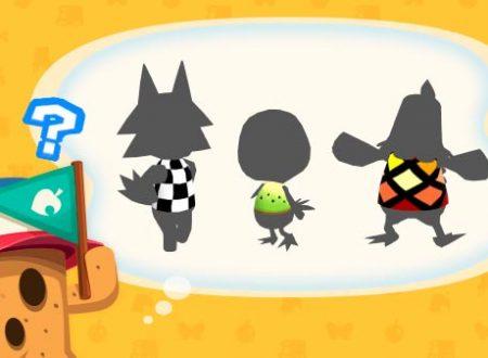 Animal Crossing: Pocket Camp, presto in arrivo tre nuovi animali nel titolo mobile