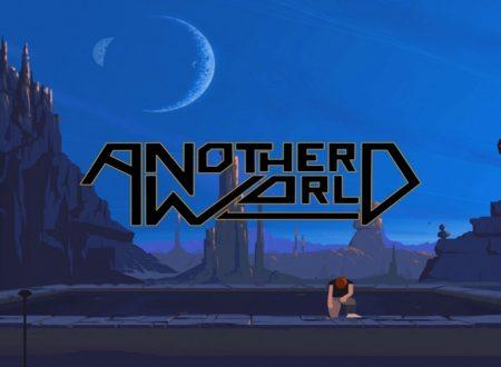 Another World: il titolo rinviato al 9 luglio sull'eShop europeo e americano di Nintendo Switch