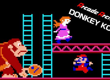 Arcade Archives Donkey Kong: il titolo è in arrivo a mezzanotte sui Nintendo Switch europei