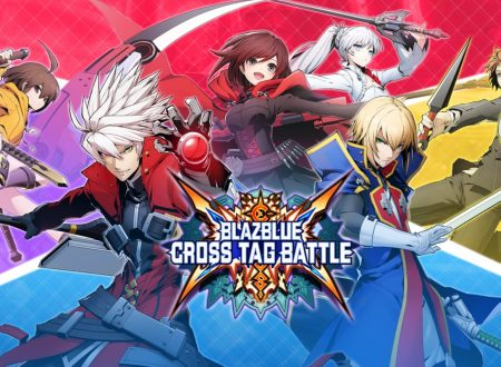 BlazBlue: Cross Tag Battle, il titolo è ora disponibile sui Nintendo Switch europei