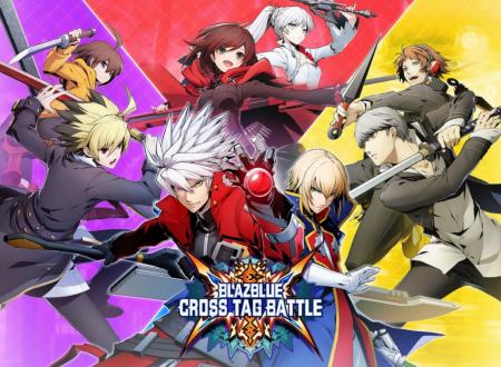 BlazBlue Cross Tag Battle: il titolo ora aggiornato alla versione 1.10 su Nintendo Switch