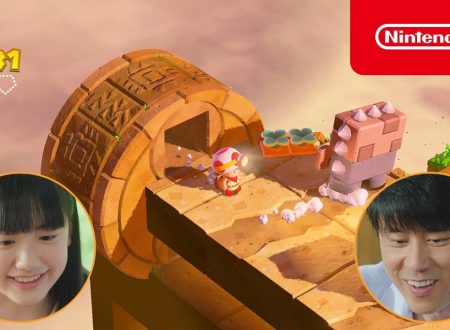 Captain Toad: Treasure Tracker, pubblicati tre video commercial giapponesi sul titolo
