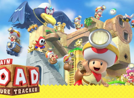 Captain Toad: Treasure Tracker, rivelato il filesize del titolo su Nintendo Switch