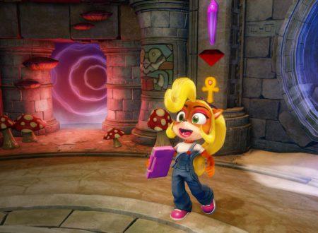 Crash Bandicoot N. Sane Trilogy Vicarious Visions spiega la casualità che ha portato alla realizzazione della versione Nintendo Switch