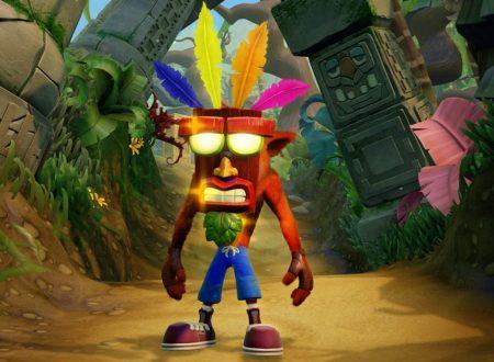 Crash Bandicoot N. Sane Trilogy: mostrato un nuovo video gameplay della versione Nintendo Switch