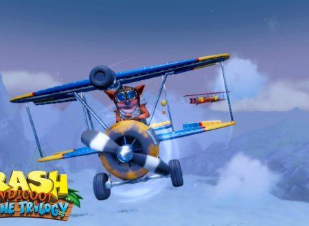 Crash Bandicoot N. Sane Trilogy: pubblicato il trailer di lancio del titolo su Nintendo Switch
