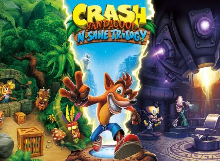 Crash Bandicoot N. Sane Trilogy: uno sguardo in video alle versioni Nintendo Switch di Crash Bandicoot, Crash Bandicoot 2: Cortex Strikes e Crash Bandicoot 3: Warped