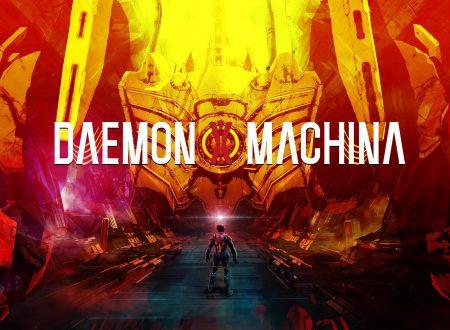 Daemon X Machina, prime info sul nuovo titolo di Marvelous, in arrivo nel 2019 su Nintendo Switch
