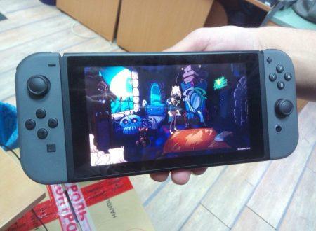 Darkestville Castle: il titolo dovrebbe vedere la luce in futuro su Nintendo Switch