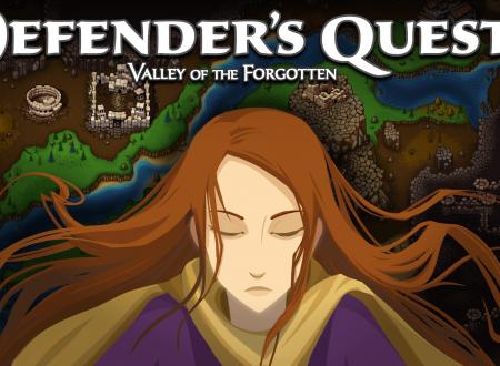 Defender's Quest: il titolo è ufficialmente in arrivo sull'eShop di Nintendo Switch