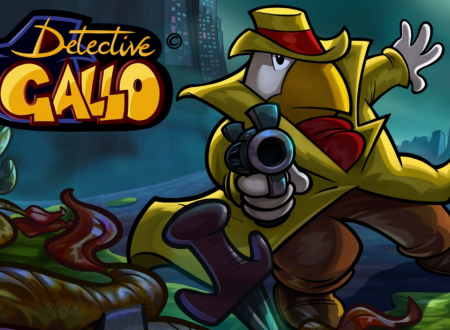 Detective Gallo: uno sguardo in video al titolo dai Nintendo Switch europei
