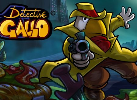 Detective Gallo: uno sguardo in video al titolo in arrivo in estate su Nintendo Switch
