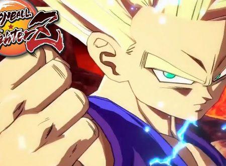 Dragon Ball FighterZ: il titolo è in arrivo il 27 settembre sui Nintendo Switch giapponesi