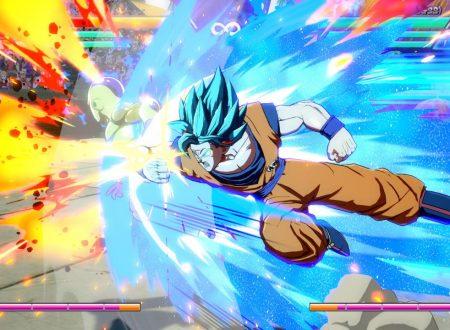 Dragon Ball FighterZ: il titolo è in arrivo il 28 settembre sui Nintendo Switch europei