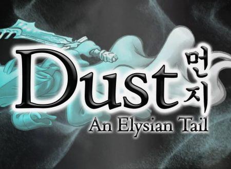 Dust: An Elysian Tail, il titolo è ufficialmente in arrivo su Nintendo Switch