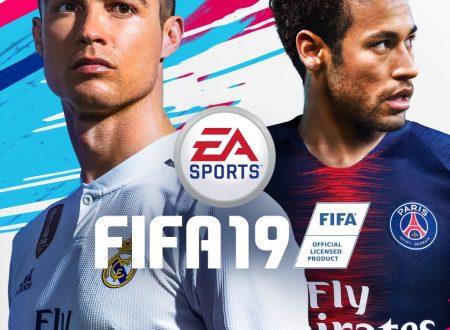 FIFA 19: il titolo è in arrivo il 28 settembre sui Nintendo Switch europei