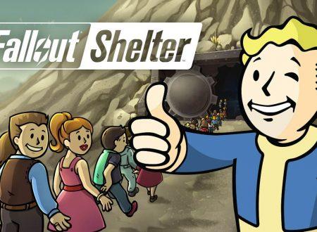 Fallout Shelter: il titolo è in arrivo nelle prossime ore su Nintendo Switch