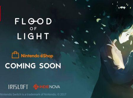 Flood of Light: il titolo è ufficialmente in arrivo sull'eShop di Nintendo Switch