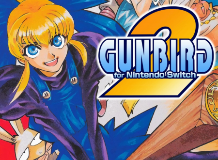 GUNBIRD 2: uno sguardo in video al titolo dai Nintendo Switch europei