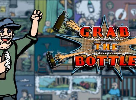 Grab the Bottle: uno sguardo in video al titolo dai Nintendo Switch europei