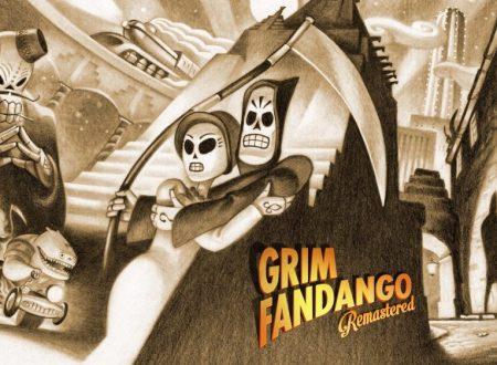 Grim Fandango Remastered è ufficialmente in arrivo su Nintendo Switch