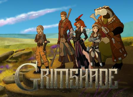 Grimshade: il titolo è ufficialmente in arrivo sull'eShop di Nintendo Switch