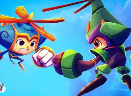 Heroki: il titolo mobile di SEGA è in arrivo in estate sull'eShop di Nintendo Switch
