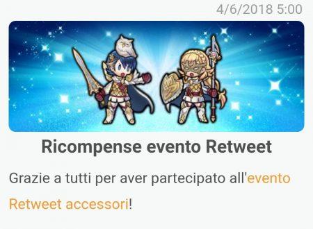 Fire Emblem Heroes: raggiunti i 10000 retweet, presto disponibile la Bambola di Feh in regalo per l'evento Retweet