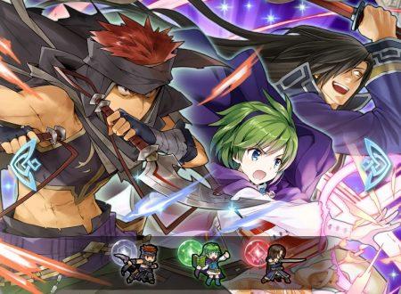 Fire Emblem Heroes: ora disponibile la preferenza evocazione: Prove Tempesta+, Faide nel Fang