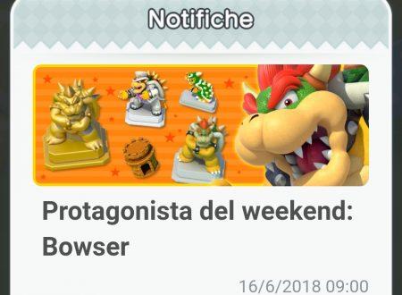 Super Mario Run: disponibili gli oggetti di Bowser, protagonista del weekend