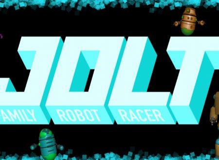 Jolt Family Robot Racer: uno sguardo in video al titolo dai Nintendo Switch europei