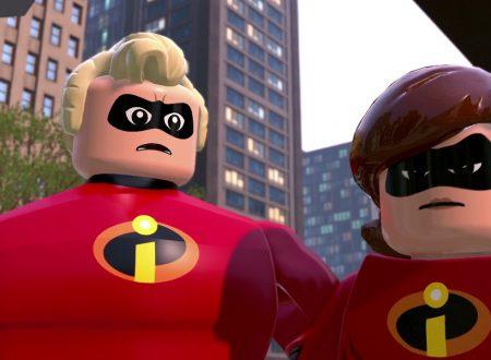 LEGO Gli Incredibili: pubblicato il trailer di lancio italiano del titolo