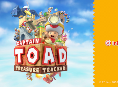 Captain Toad: Treasure Tracker, la demo è ora disponibile sui Nintendo Switch giapponesi