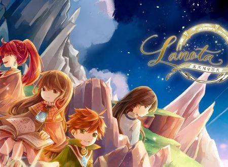 Lanota: il titolo è in arrivo il 20 giugno sull'eShop europeo di Nintendo Switch