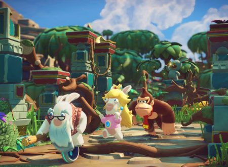 Mario + Rabbids Kingdom Battle Donkey Kong Adventure: pubblicato un video gameplay sul DLC