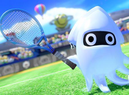 Mario Tennis Aces: Koopa Troopa e Calamako saranno ottenibili nei tornei estivi del titolo