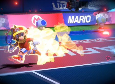 Mario Tennis Aces: il giro delle recensioni per il nuovo capitolo tennistico di Mario