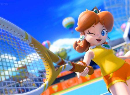 Mario Tennis Aces, ottimo debutto per il titolo nella prima settimana in Inghilterra
