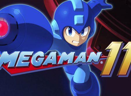 Mega Man 11: mostrato un nuovo video gameplay sul titolo dall'E3 2018