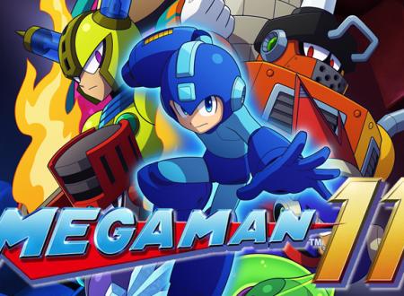 Mega Man 11: il titolo sarà venduto solo in formato digitale sul suolo europeo