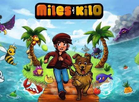 Miles & Kilo: il titolo è in arrivo il 5 luglio sull'eShop di Nintendo Switch