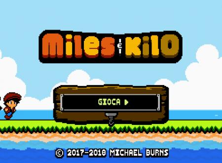 Miles & Kilo: uno sguardo in video al titolo dai Nintendo Switch europei